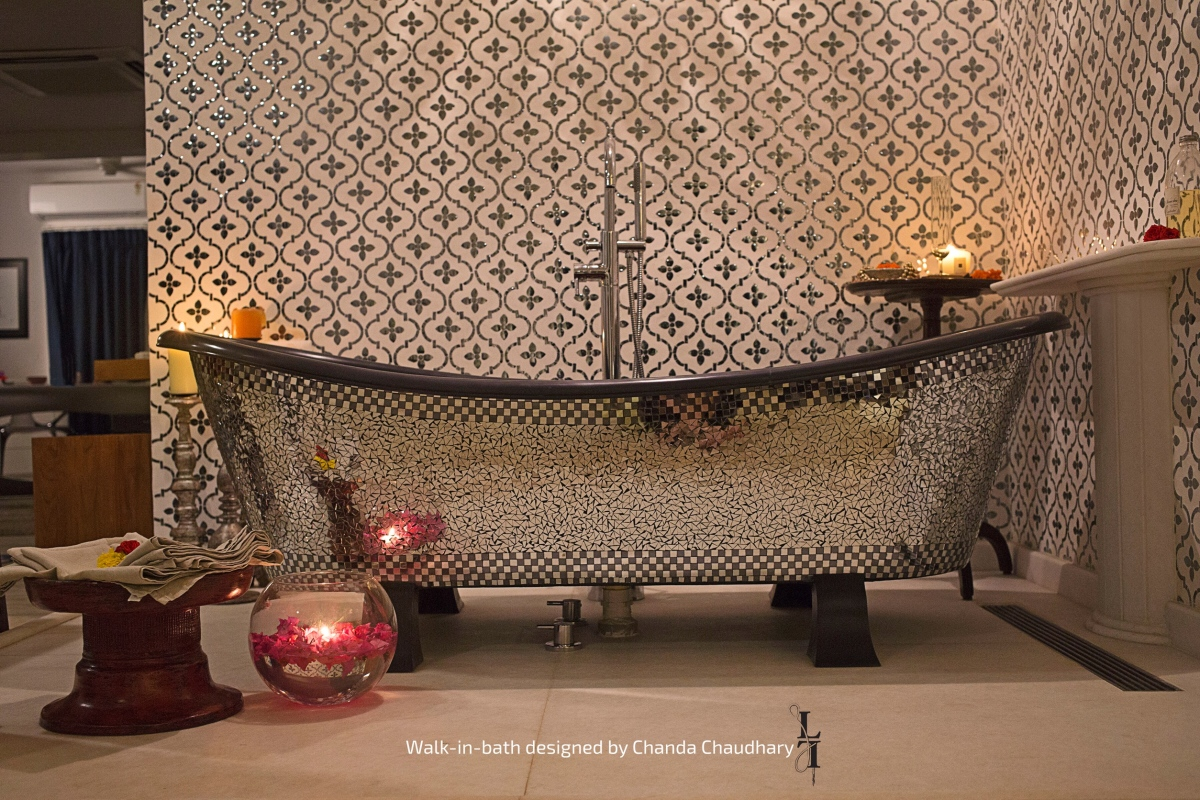 Soak in pleasure : my favorite dreamy bathtubs