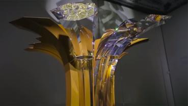 swarowski- Zaha Hadid's 'Crista'5