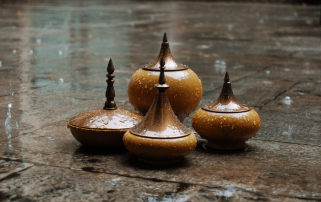 Anantaya by AKFD, Spire-Collection-Jars
