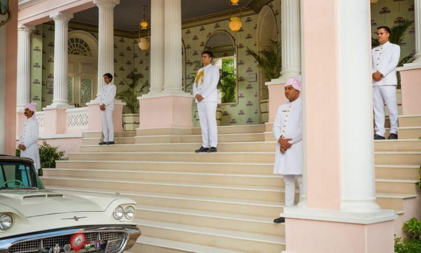 Sujan Raj Mahal Palace - Grand & Royal Welcome