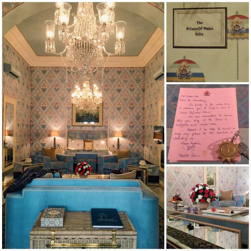 Sujan Rajmahal Palace-Prince of Wales Suite