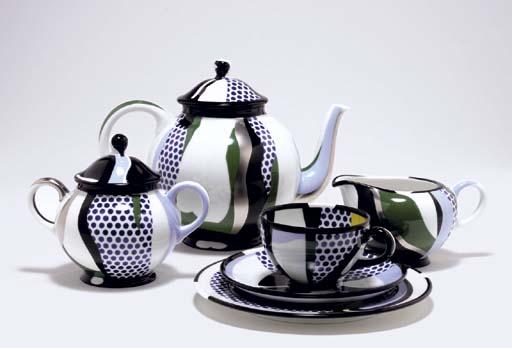15-most-expensive-teapots-roy-lichtenstein-tea-set