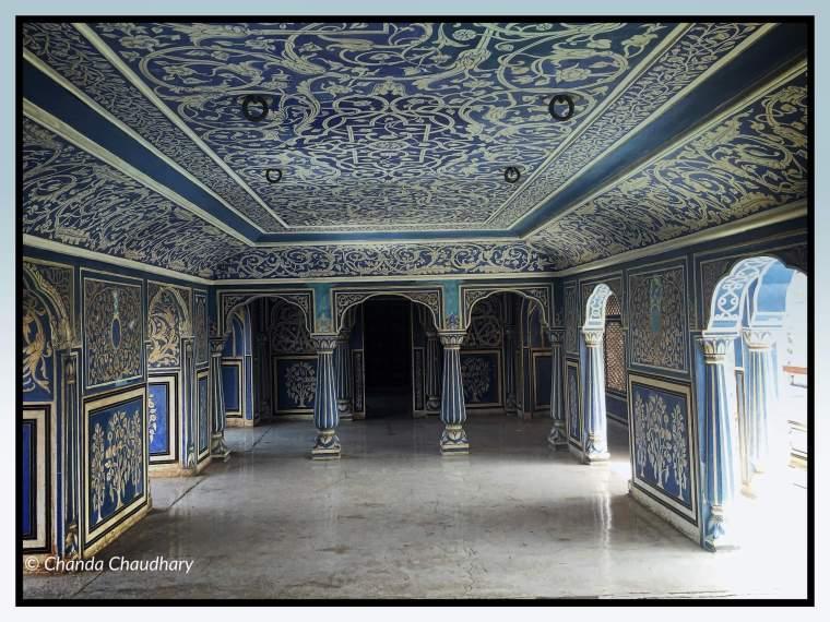 Chandra Mahal - Sukh Nivas
