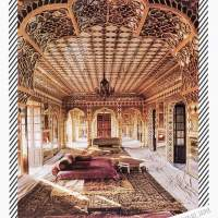 A sight to beat all Jaipur sights.  Photo Tour of  Chandra Mahal - King's private residence at The City Palace