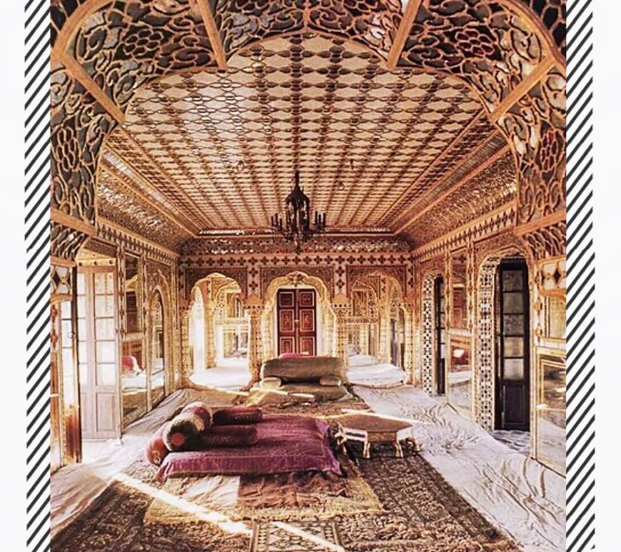 Chandra Mahal - Shobha Mahal