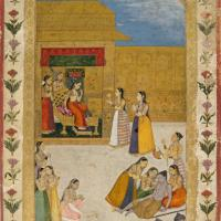 Big Love for Small Art: An Introductory Blog post about the Enchanting World of Indian Miniature Painting