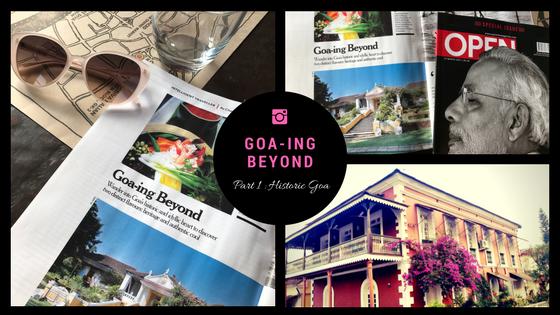 Explore Goa's Heritage