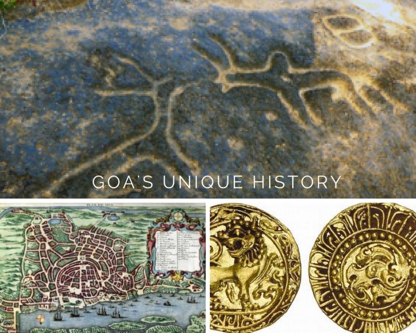 History of Goa