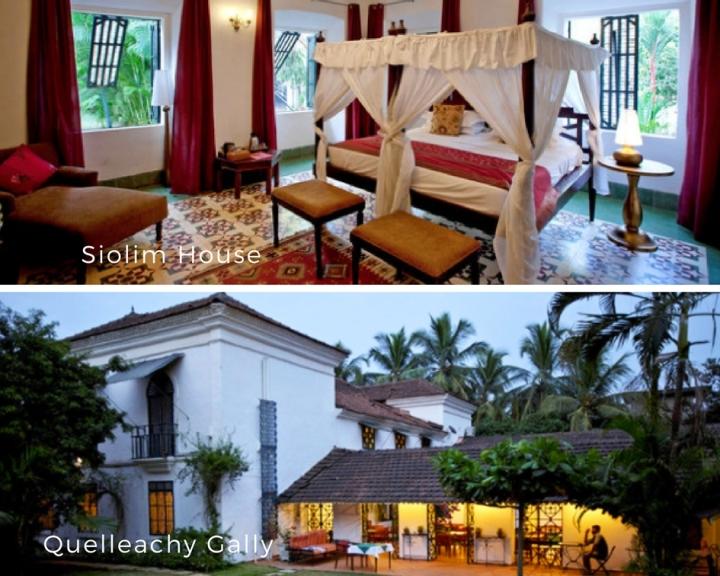 Heritage Hotels North Goa