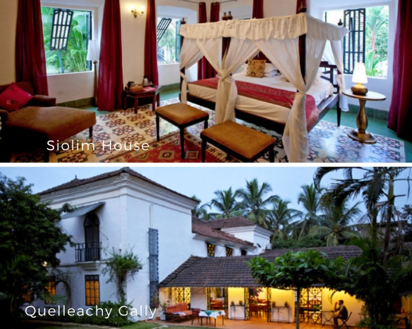 Heritage Hotels North Goa