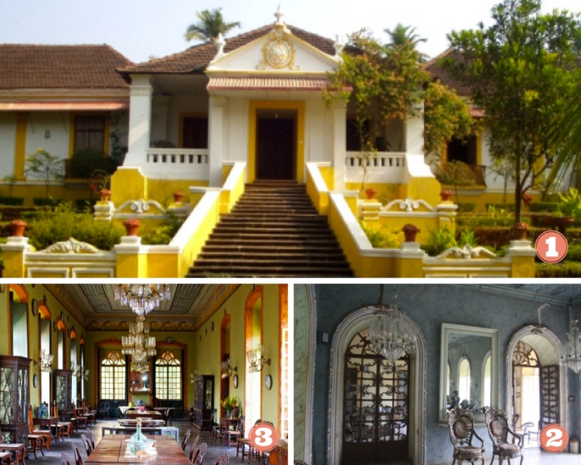 Heritage Houses in South GOa