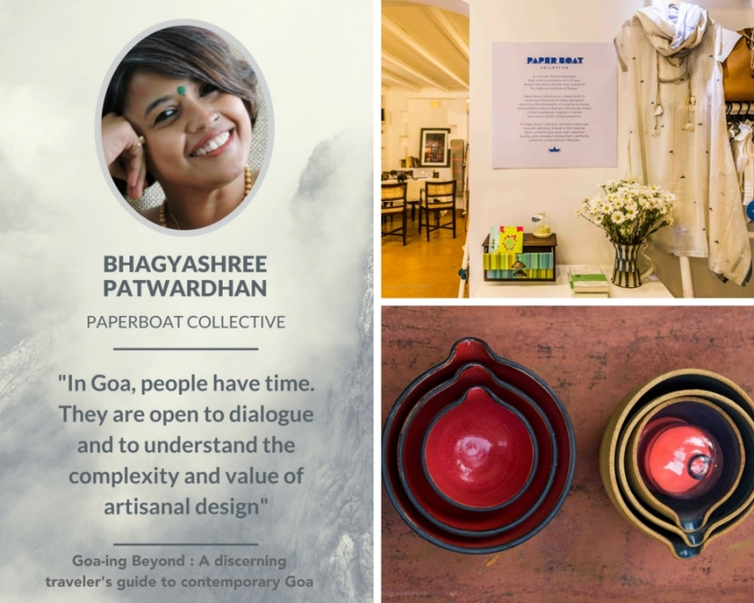 Bhagyashree Patwardhan (Pattu) on Goa's retail scene and hand-crafted design