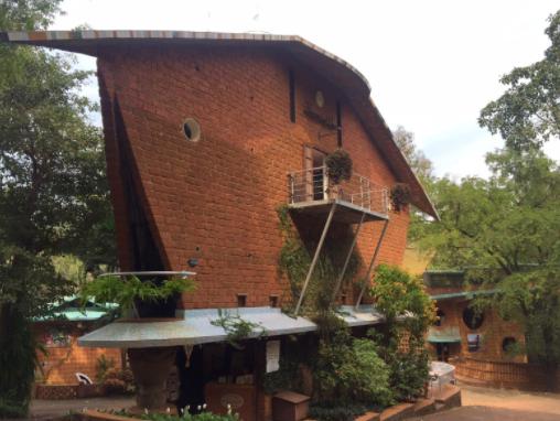 Historic architecture in Goa